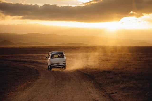 Jak najprawidłowiej podróżować do pracy czy na wakacje własnym środkiem lokomocji tak czy nie?
